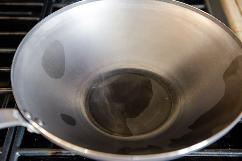 How to Season Carbon Steel Wok