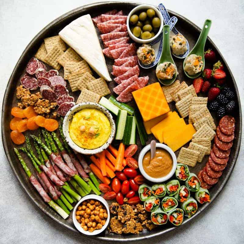 How to Build Grazing Platter