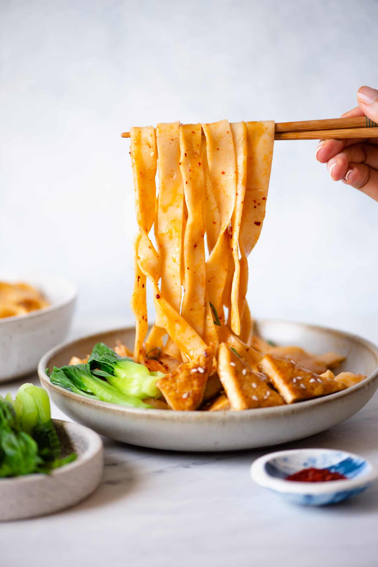 Easy Homemade Chinese Noodles