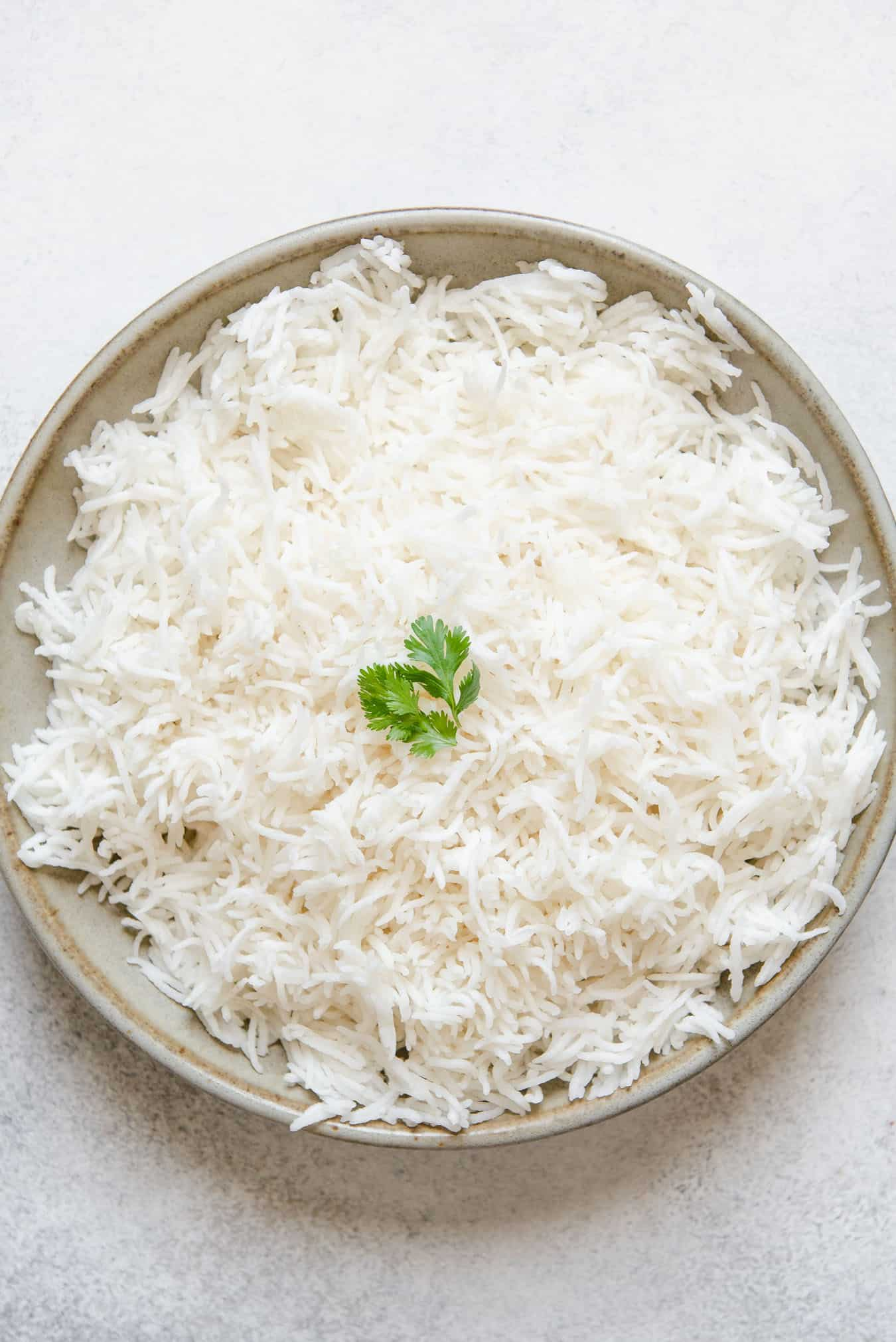 How to Cook Basmati Rice: Stovetop, Instant Pot, Slow Cooker