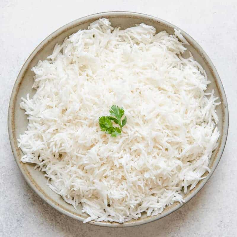 How to Cook Basmati Rice 3 Ways: Stovetop, Instant Pot & Slow Cooker