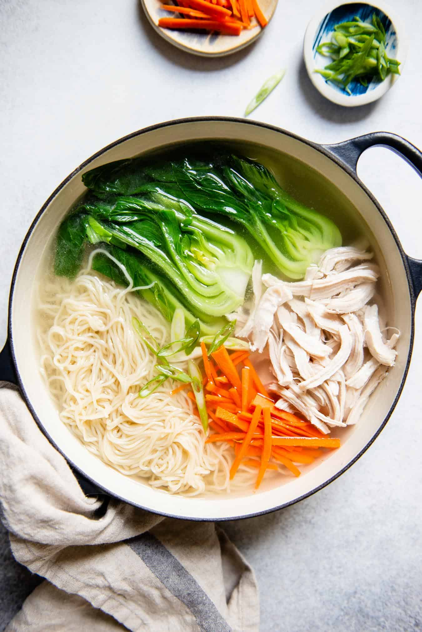 Mama Lin's Chinese Chicken Noodle Soup