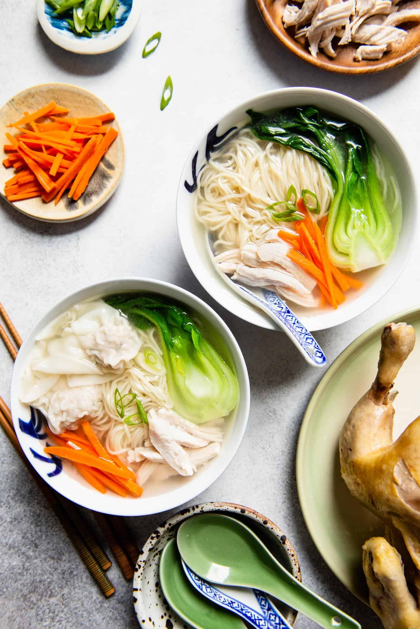 Mama Lin's Chicken Noodle Soup