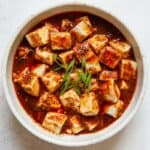Vegetarian Mapo Tofu Recipe