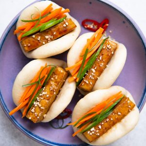 Vegetarian Gua Bao