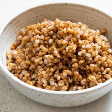 How to Cook Wheat Berries: Stovetop, Instant Pot & Slow Cooker