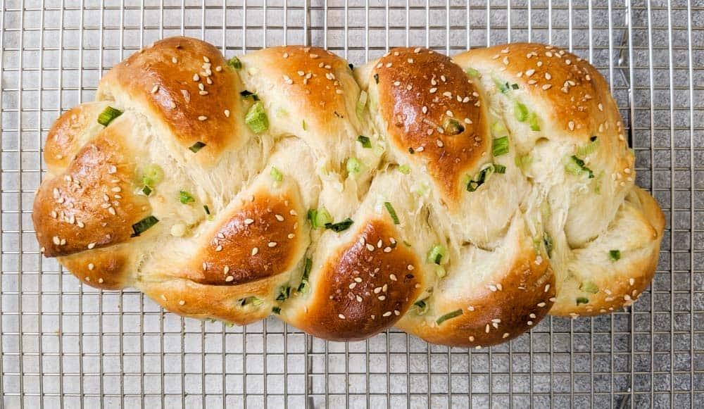 Underproofed Loaf