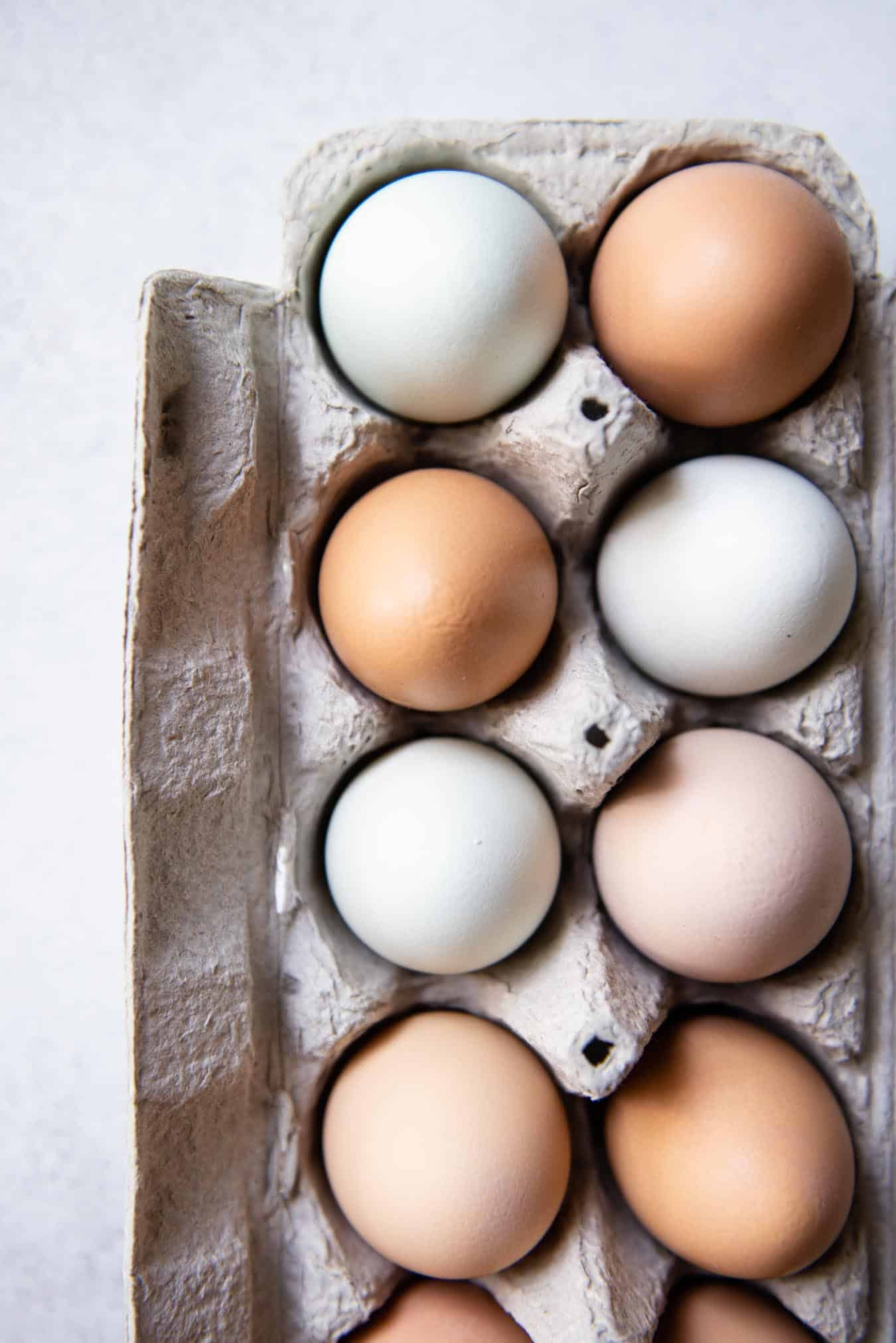 Sustainability in Egg Farming