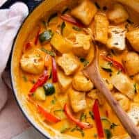 Red Curry Vegetables