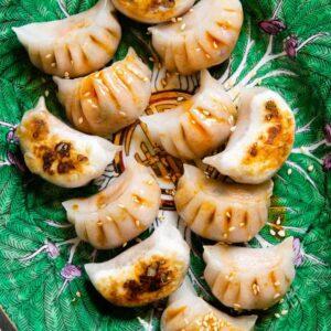 Gluten Free Crystal Skin Dumplings