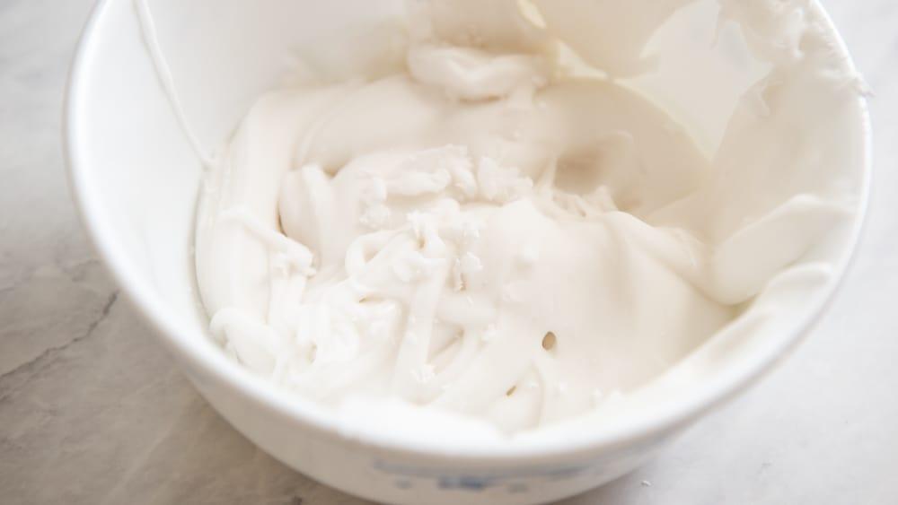 Dough Mistake Lukewarm Water