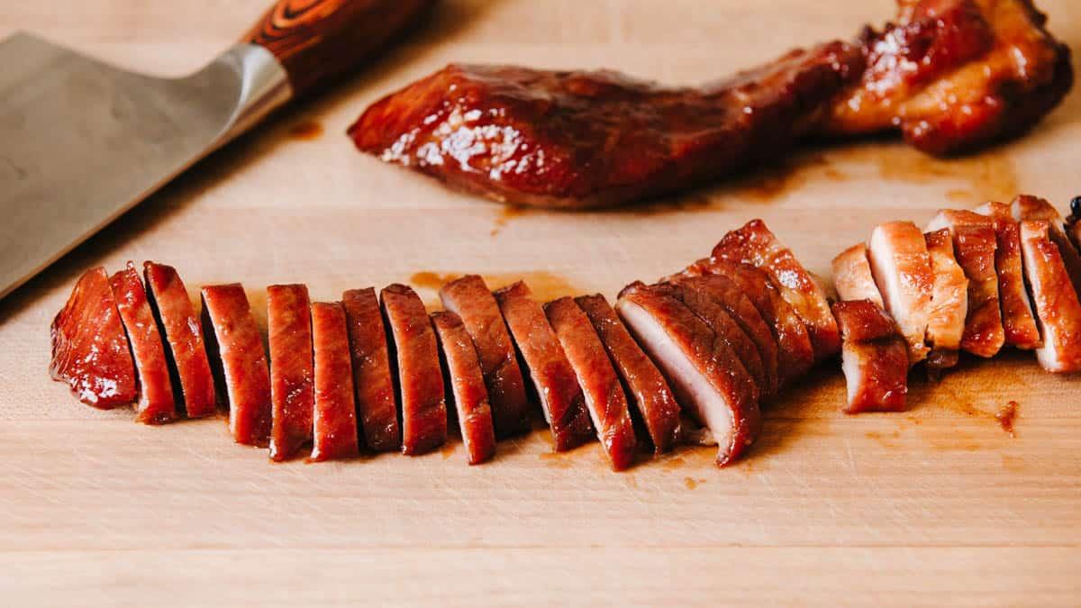 Cha Siu - Chinese BBQ Pork