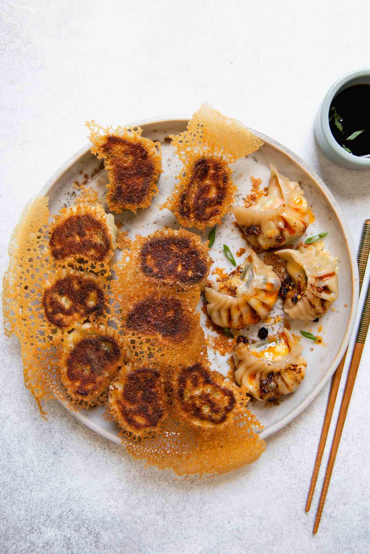 Crispy Dumpling Lace