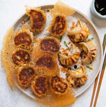 Crispy Dumpling Skirt