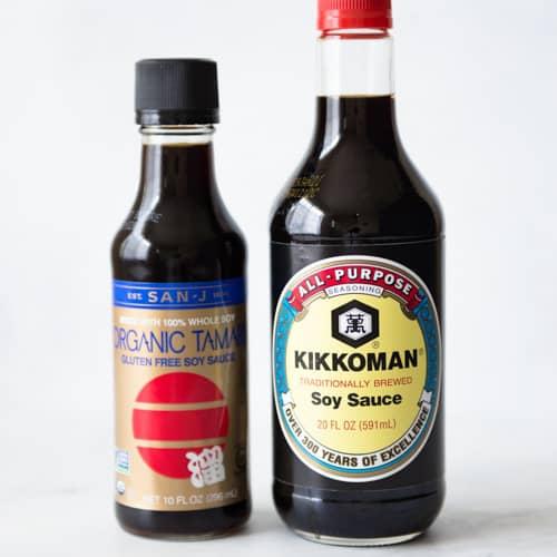 Tamari vs Soy Sauce