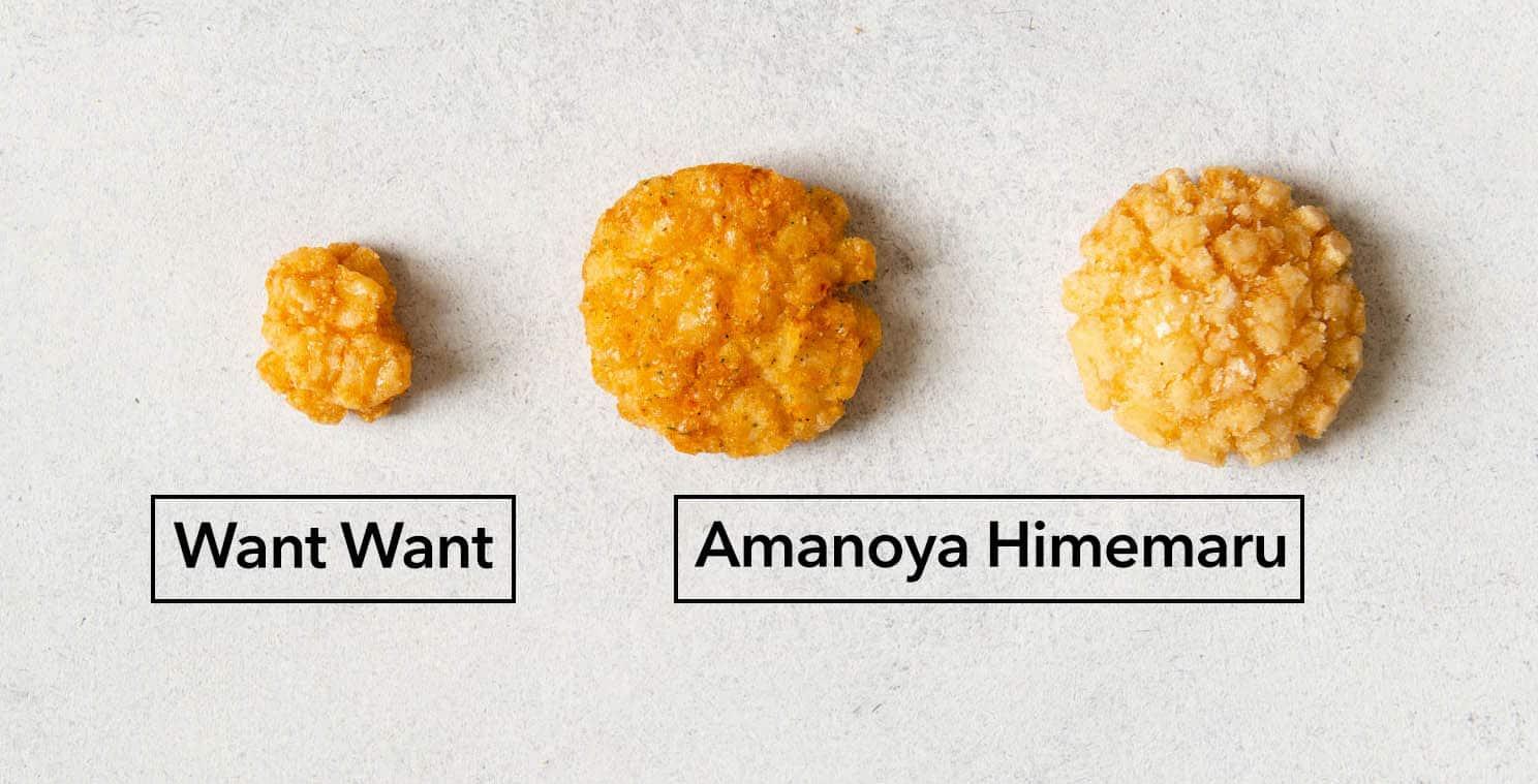 Himemaru Size Comparison