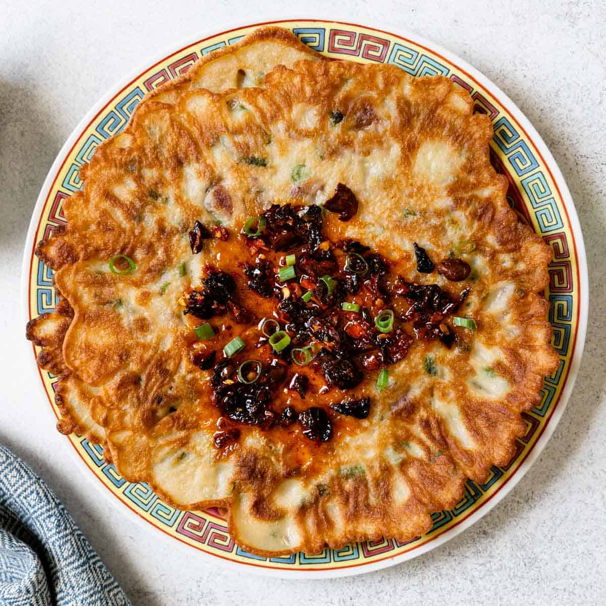 Mama Lin's Savory Chinese Pancakes